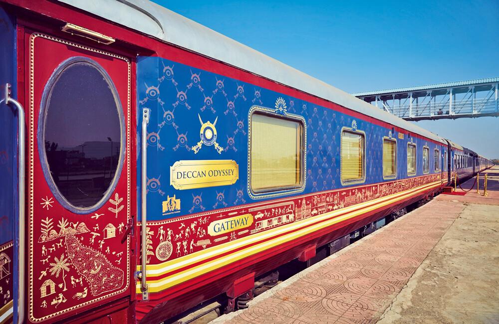 Indien: Deccan