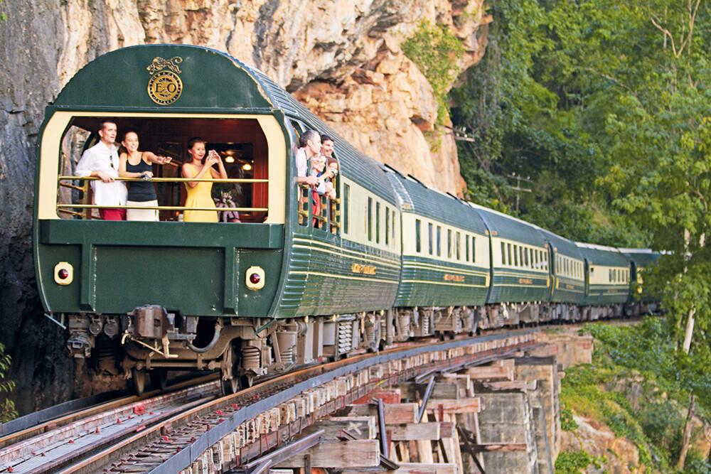 Asien: Eastern Oriental Express